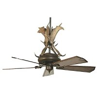 Fallow Deer Antler Ceiling Fan - Tools Products - Amazon.com