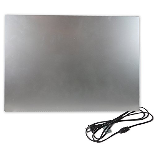 Cozy Products CL Cozy Legs Flat Panel Heater
