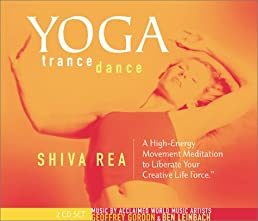 "Cover of ""Yoga Trance Dance"""