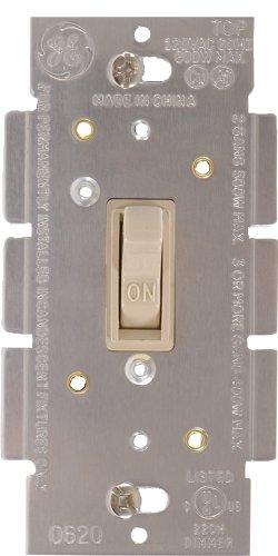 Lutron Electronics Tg600phla Single Pole Toggle Slide Dimmer Switch