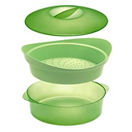 Elegan by Rubbermaid Steam and Serve Set