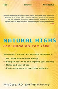 "Cover of ""Natural Highs: Supplements, Nut..."