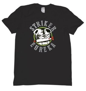 Striker-Eureka-Tee-Shirt