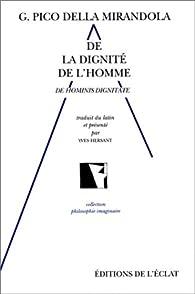 Pic De La Mirandole Citations : mirandole, citations, Dignité, L'homme, Mirandole, Babelio