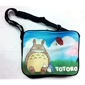 Totoro Insulated Lunch Bag with Adjustable Strap
