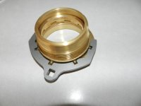 Plumbing Wrench, Brass, PVC and ABS Shower Drain 4 & 8 Tab