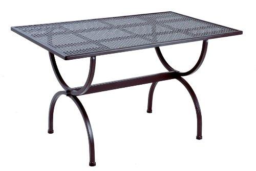 Tisch Romeo 75x125cm - MBM Gartenmöbel