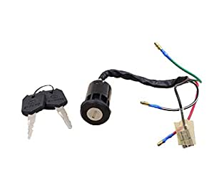 Amazon.com: GooDeal® Ignition Key Switch for Honda TRX125