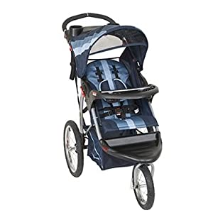 Baby Trend Expedition LX Jogging Stroller, Vision