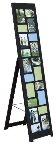 Standing Picture Frame Room Divider  Unique Photo Display