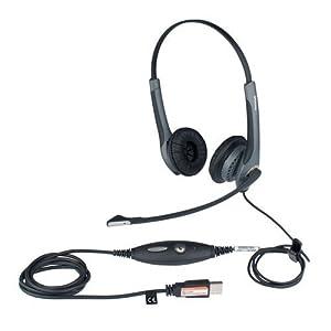 Amazon.com: Jabra GN2000 USB Duo MS Lync Optimized Corded