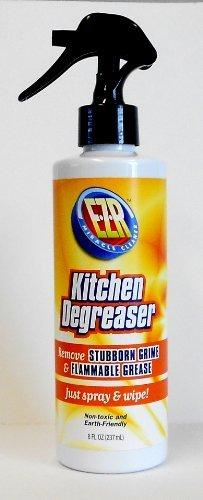 ezr kitchen degreaser tiny kitchens 8oz - instant cabinet restorer- makeover in a ...