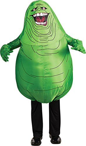 Inflatable Slimer Costume - One Size