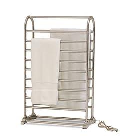 Shop2blog Freestanding Towel Rack With Warmer