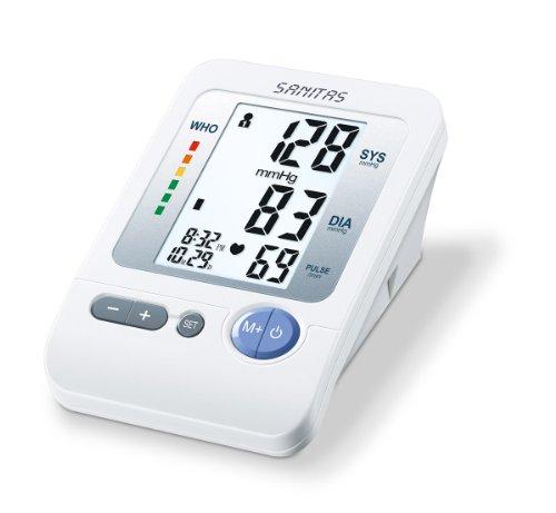 Sanitas 652.31 SBM 21 Oberarm-Blutdruckmessgerät
