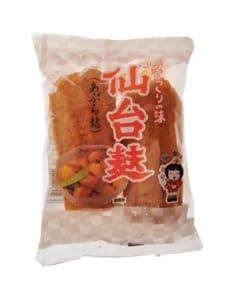 宮城県 登米市 郷土料理 仙台麩 (あぶら麩) ハーフサイズ 12袋パック