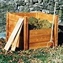 FSC Classic Single Wooden Compost Bin