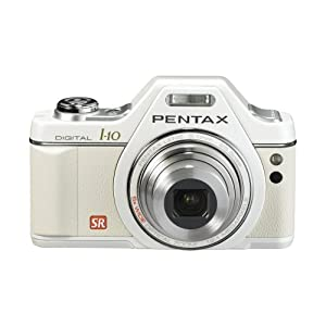 Pentax Optio I10 12.1 MP Digital Camera with 5x Wide Angle Optical Image Stabilized Zoom and 2.7-Inch LCD