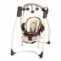 yajnes !Buy Graco Lovin' Hug Plug-In Infant Swing - Capri
