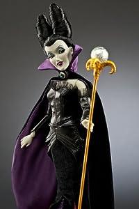 Disney Store strega Malefica La bella addormentata bambola