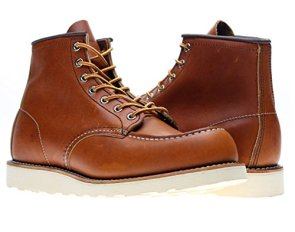 """Red Wing Heritage Moc 6"""" Boot, Oro-Legacy, 10.5 D(M) US"""