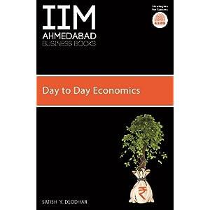IIM Ahmedabad Business Books: Day to Day Economics