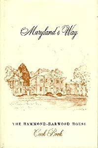 "Cover of ""Maryland's Way: The Hammond-Har..."