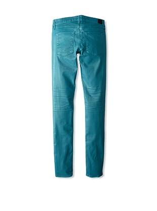 Habitual Women's Alice Skinny Jean (Turquoise)
