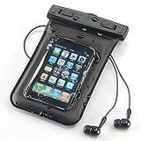 シースルー防水ケース iPhone iPod iPhone4 対応 iPod iPhone 防滴ケース 200-PDA016