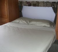 Hot Product Short Queen 60X75 RV and Camper Sheet Set 100% ...