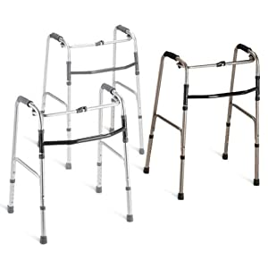 aluminum walkers for less