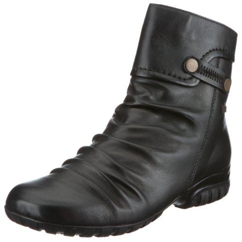 Rieker Birthe Z4652-02, Damen Stiefel, Schwarz (schwarz/schwarz 02), EU 39