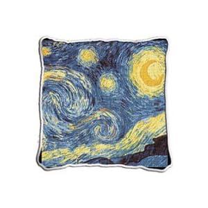 Starry Night Pillow - 17 x 17 Pillow
