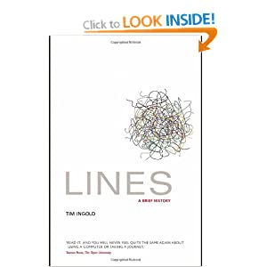 Lines: A Brief History: Amazon.co.uk: Tim Ingold: Books