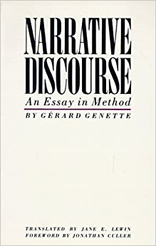Amazon.com: The Narrative Discourse: An Essay in Method