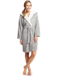 Tatty Teddy Bear Dressing Gown | M&S
