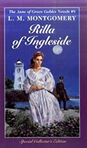 "Cover of ""Rilla of Ingleside (Anne of Gre..."