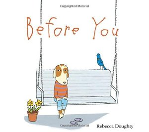 Before You by Rebecca Doughty | Featured Book of the Day | wearewordnerds.com