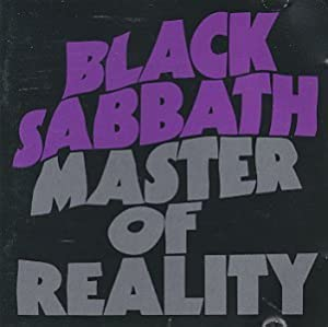"Cover of ""Masters of Reality"""