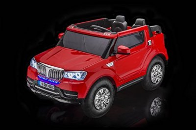 SPORTrax-Special-Edition-BMW-Style-Baja-4WD-Kids-Ride-On-Car-Battery-Powered-Remote-Control-wFREE-MP3-Player-Red