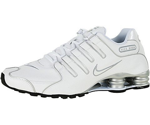 Buy Nike Shox Nz Sneaker White 13