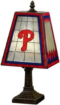 Phillies Table Lamps, Philadelphia Phillies Table Lamp ...