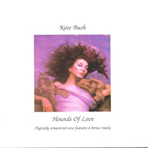 """Cover of """"Hounds of Love"""""""
