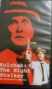 Amazoncom Kolchak The Night Stalker The Collector39s