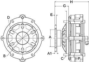 Amazon.com: Horton 991446 HT650 Fan Clutch: Automotive