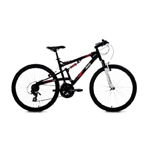 Jeep Renegade Men's Dual-Suspension Mountain Bike (26-Inch