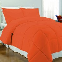 Orange Bed Comforters Helps You Achieve Your Dreams | Roole