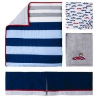 Car Crib Bedding