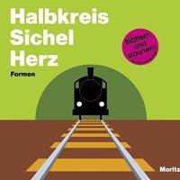Halbkreis Sichel Herz ... Formen / Patrick George