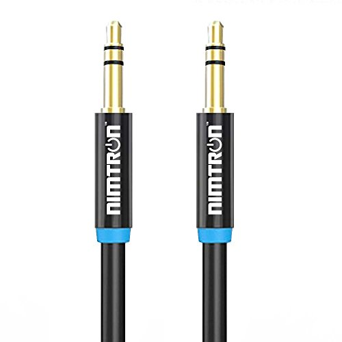 Cheapest Prices! Nimtron Audio Aux Cable